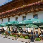 Terrasse - Gasthof Batzenhäusl