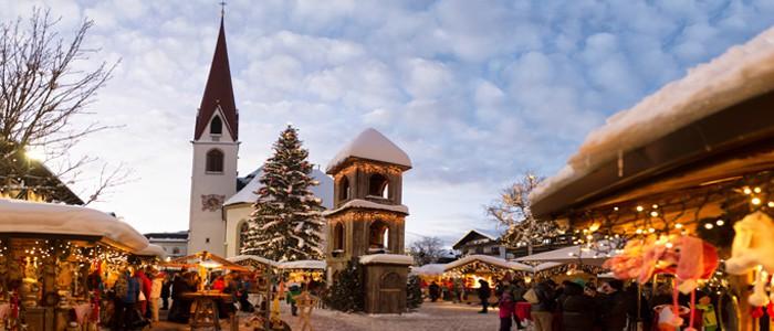 Advent- und Weihnachtsmarkt in Seefeld