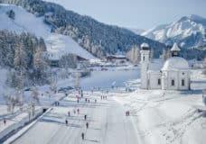 Die ideale Lage für Ihren Winterurlaub