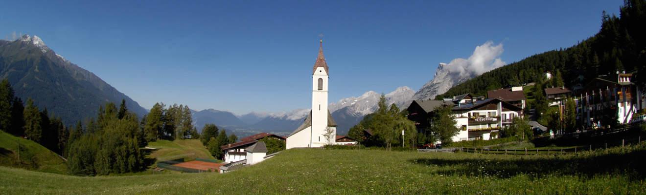 Sommerurlaub in Seefeld in Tirol