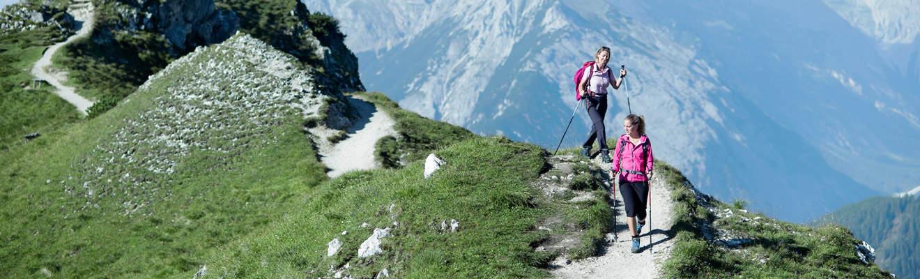 Wandern in Seefeld in Tirol