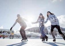 Wellnessurlaub im Winter