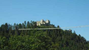 Tiroler Highline 179 – nur Fliegen ist schöner