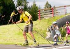 Biathlon für Einsteiger - Urlaub Seefeld