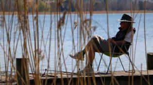 Fischen am Weidachsee - Angeln im Urlaub